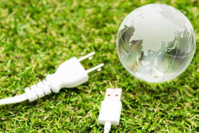 太陽光発電と環境のはなし