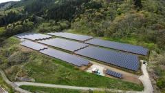 由良三瀬高圧太陽光発電所